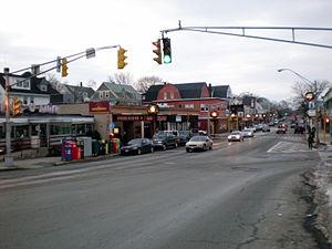 human settlement in Massachusetts, United States of America