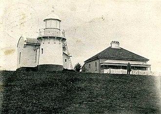 Richmond River Light - A historic view of Richmond River Light.