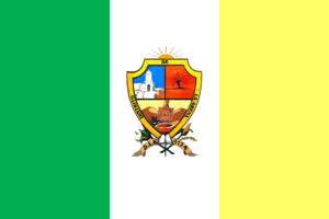 La Arena District - Image: Bandera La Arena