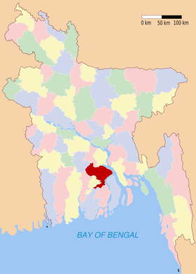 Barisal (district)