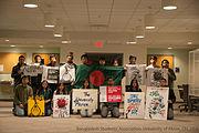 Students of University of Akron, Ohio.