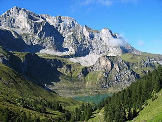 Canton of Nidwalden - Bannalpsee