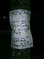 Banners and signs at demonstrations and protests against Chavismo and Nicolas Maduro government 2.jpg