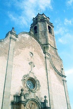 Barberà de la Conca - The Santa María Church.