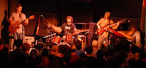 Barefoot Truth - Barefoot Truth live in 2005.