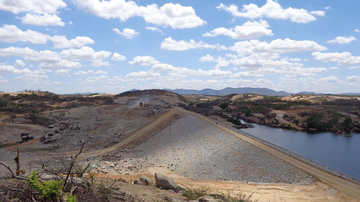 Barragem de Oiticica – Wikipédia, a enciclopédia livre