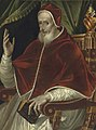 Bartolomeo Passarotti (follower) - Portrait of Pope Pius V.jpg