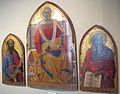Bartolomeo bulgarini, san pietro in cattedra fra i santi paolo e giov evengelista 02.JPG