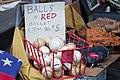 Baseballs for sale at Brooklyn Flea.jpg
