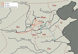 Battle of Handan
