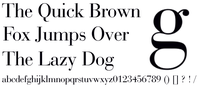 Bauer Bodoni sample.png