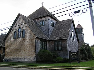 National Register of Historic Places listings in Ocean County, New Jersey - Image: Bay Head Historic District (8)