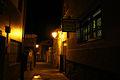 Bayona de noche (6188017240).jpg