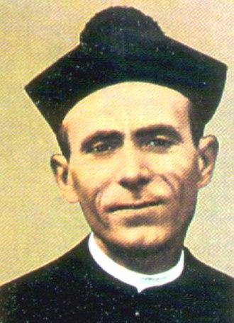 Juan María de la Cruz - Image: Beato Juan Maria Mariano García Mendez