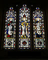 Beauchamp Roding - St Botolph's Church - Essex England - nave Gothic Revival northeast window.jpg