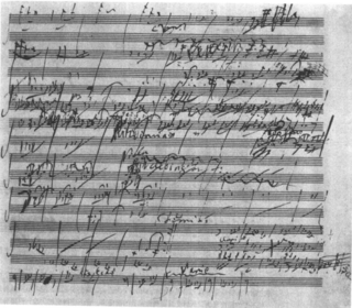 Symphony No. 6 (Beethoven) Musical work; symphony composed by Ludwig van Beethoven