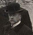 Befaring ved Øvre Leirfoss Kraftverk (1901) (8056686255) (Olaf Løchen).jpg