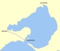 Bellarine Highway Victoria map.png