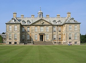 William Winde - Belton House, Lincolnshire