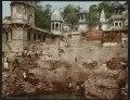 Benares. Burning Ghat. LCCN2017658163.tif