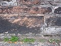 Bench mark below the city walls in Duke Street - geograph.org.uk - 1495554.jpg