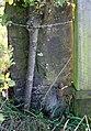 Benchmark on Rest Hill Road, Storeton.jpg
