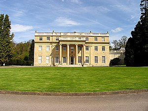 Henry Holland (architect) - Benham Park, Berkshire 1774–75