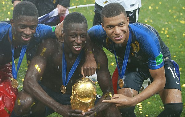 Benjamin Mendy World Cup Trophy.jpg