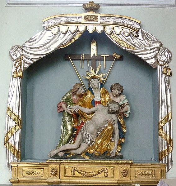 File:Benningen Pfarrkirche Kreuzabnahme.jpg