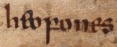 Beowulf - heofones