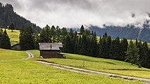 Bergtocht van Churwalden Mittelberg (1500 meter) via Ranculier en Praden naar Tschiertschen 004.jpg
