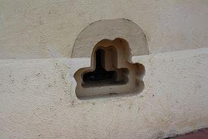 Bergzabern Palace - Image: Bergzabern Brillenscharte