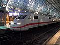 Berlin- Bahnhof Berlin-Spandau- auf Bahnsteig zu Gleis 5- ICE 402 018-6 (Tz 18) Braunschweig 10.8.2009.jpg