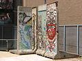 Berlin Wall at Freedom Park (2006).jpg