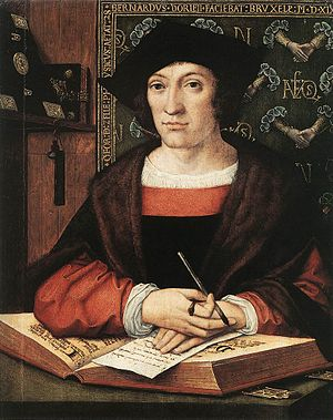 1519 in art - Image: Bernard van Orley Joris van Zelle WGA16695