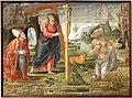 Bernardo parentino, cristo portacroce tra i ss. girolamo e agostino, 1492-96 ca. 01.jpg