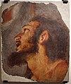 Bernardo strozzi, testa del battista, da coro della chiesa di s. domenico, genova.JPG