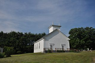 Middle Intervale Meeting House and Common United States historic place