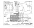 Beverwyck, Washinghton Avenue extension, Rensselaer, Rensselaer County, NY HABS NY,42-RENLA,1- (sheet 6 of 14).png