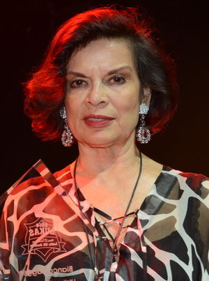 Bianca Jagger - Jagger in London, April 2014