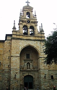 Iglesia de San Vicente de Abando, Bilbao