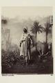 """Bild ur Johanna Kempes samling från resan till Algeriet och Tunisien, 1889-1890. """"Nomadisk beduin."""" - Hallwylska museet - 91823.tif"""