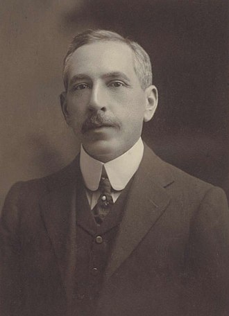 Billy Hughes - Hughes in 1908.