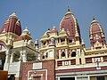 Birla Temple Delhi Inida.JPG