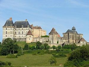 Château de Biron - Château de Biron