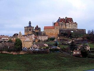 Biron, Dordogne Commune in Nouvelle-Aquitaine, France