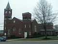 Blackstone, VA - Crensshaw United Methodist Church.JPG