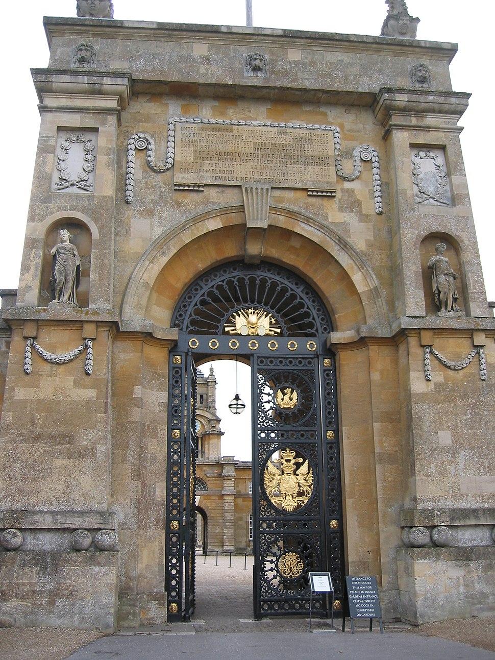 Blenheim Palace IMG 3649