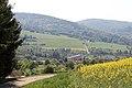 Blick auf Laufach, Kath. Kirche - panoramio.jpg