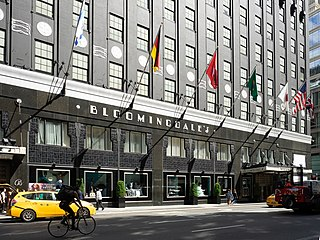 Bloomingdales American department store chain